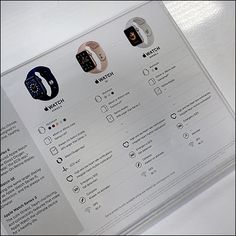 Apple-Watch Feature Comparison Acrylic Display Retail Fixtures, Store Fixtures, Apple Watch Features, Watch Display, Acrylic Display, Merchandising Displays, Wrist Watches, Watches, Watch
