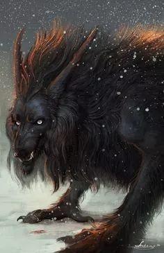Werewolf Art