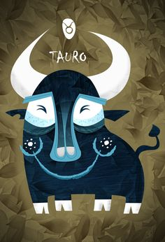 happy Taurus :) [too cute not to pin even though I'm not that interested in Taurus]