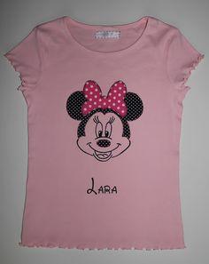 cocodrilova: camiseta minnie #conjunto #camiseta #minniemouse