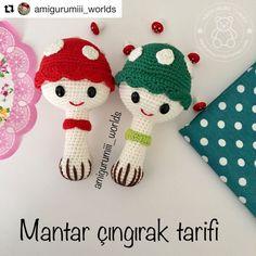 ( ・・・ Günaydıın❤️ Çok tatlı b… - Amigurumi Models Easy Crochet Patterns, Baby Knitting Patterns, Loom Knitting, Free Knitting, Free Crochet Bag, Crochet Bunny, Crochet Toys, Gifts For New Moms, Amigurumi Doll