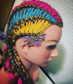796 отметок «Нравится», 21 комментариев — Estetica Magazine USA (@esteticausa) в Instagram: «WORK WORK WORK... #braids + #weaving by @arbanadollani #ESTETICALIKES»