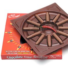 Chocolate Russian Roulette Game - BEST SELLER!