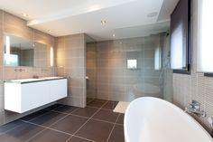 #Decoracion #Moderno #Baño #Sanitarios #Vidrio #Espejos #Griferia #Baldosas