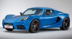 Detroit Electric reveals its SP01 sports EV
