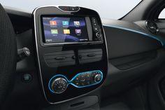 Elettronica di bordo Renault Zoe