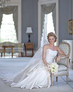 jefferson room bridal portrait