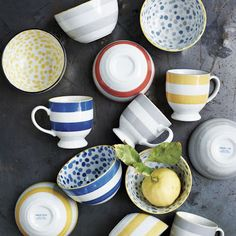 West Elm Mugs. Posted on Hello Boudreau: January 2012