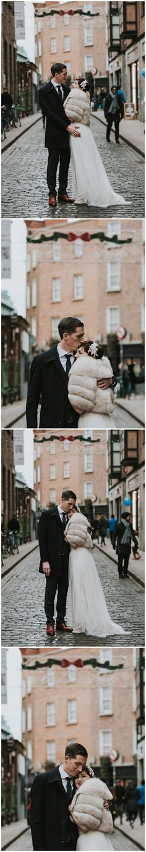 Smock Alley Wedding // Lisa + Stu