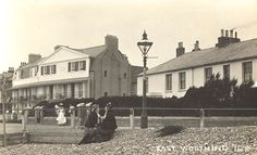 Brighton Road, Worthing 1910