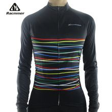 US $29.99 Racmmer 2017 Women Long Sleeve Cycling Jersey Mtb Cycling Clothing Bicycle Maillot Ciclismo Sportwear Bike Clothes #NL-07. Aliexpress product