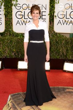Golden Globes 2014 Best Dressed Celebrities - Golden Globes Best Red-Carpet Looks - ELLE