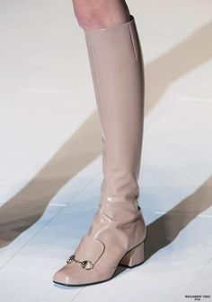 'These Gucci boots remind me of the 60's Twiggy (the fashion model) style.'  JT (always in my own words)-----GUCCI Boots | Fall Winter 2014-2015 Women's Collection - SPENTMYDOLLARS | Fashion Trends, Shoes, Bags, Accessories for Men & Women