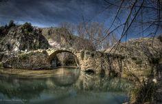 Bridge of Alhama de Granada
