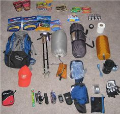 I already knew all these but. . . .figured my brian might turn off ;)Top 10 Most Essential Pieces of Backpacking Gear That Get Overlooked