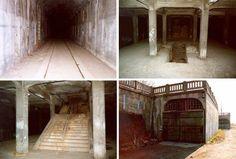 Abandoned Subway, Cincinnati