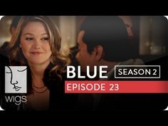 Blue: Season 2, Ep. 23 -- Winning With: Blue and Roy have an awkward first date. #watchwigs www.youtube.com/wigs