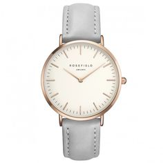 Rosefield Watch! The Bowery grey #Rosefield #Watch  Shop now: www.surpresa.de
