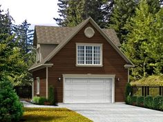 Carriage House Plan, 072G-0030