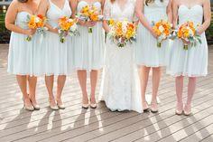 Industrial Chic Loft Wedding  Wedding Real Weddings Photos on WeddingWire