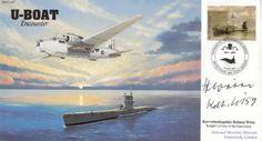 Flown-in-Nimrod-U-Boat-Encounter-Signed-by-Helmut-Witte-U-Boat-Commander-U-159