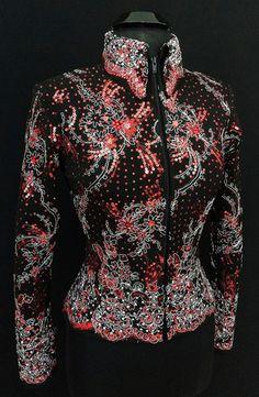 Audacious Elegance Jacket by Sweet Magnolia ~ Ladies Small – Just Peachy