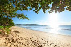 Smuk strand på Bali