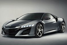 Acura NSX Concept | Cool Material