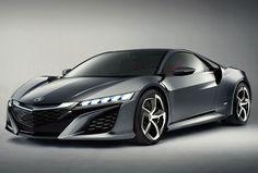 Acura NSX Conceptcar #cars