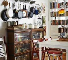 7 Ways to Make Your Small Apartment Kitchen a Little Bit Bigger   Apartment…