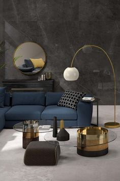Designed by Massimo Castagna, the Haumea coffee table in 10 mm transparent extra light tempered glass. Black open pore or rust lacquered wooden base. Bright brass, hand burnished brass, coppered brass or black chromed metal parts. Cofee Tables, Brass Coffee Table, Coffee Table Design, Occasional Tables, Center Table, Conservatory, Backsplash, Furniture Design, House Ideas