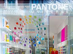 A Milano il primo #Pantone Concept Store almondo