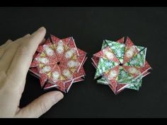 ▶ Teabag Folding 2 - YouTube