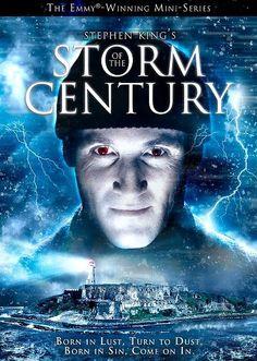 La Tempête du siècle (Storm of the Century) affiche