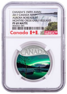 Item specifics     Grade:   PR 69   Precious Metal Content:   1/2 oz     Certification:   NGC   Country/Region of Manufacture:   Canada     Year:   2017  ...