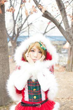 Love lives cool Idol project (Christmas version) - Koizmi hanayo