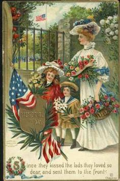 Antiques And Teacups: Memorial Day Weekend....honoring our Veterans