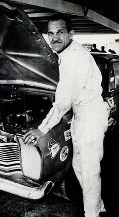 Wendell Scott, The only black driver in NASCAR for virtually all of his career