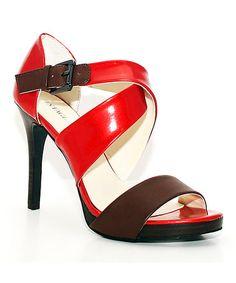 Look what I found on #zulily! Red Starr Shoe #zulilyfinds