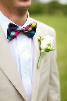 bow tie: I syled the grooms and Grooms men for this wedding. was very proud of the ties weird to come across it on pintrest. Beautiful Nashville Wedding