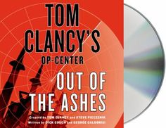 Couch, Dick Tom Clancy's Op-Center : out of the ashes  Adult Audiobook