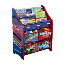 Disney Pixar's Cars 2 - Book and Toy Organizer