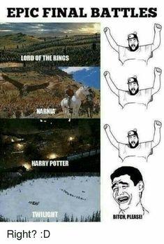 Harry Potter Quiz, Humour Harry Potter, Twilight Harry Potter, Images Harry Potter, Harry Potter Couples, Twilight Hate, Meme Comics, Memes Spongebob, Rage Comic
