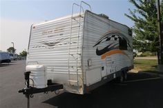 Used 2004 Fleetwood Gear Box Travel Trailer Toyhauler For Sale In Greenwood, IN - GRW1241142 - Camping World