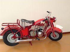 1942 Moto Soriano Tigre