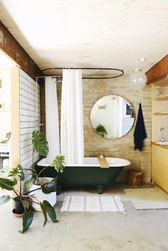 Melbourne Bath on Remodelista and Gardenista