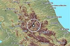 Blog di Giuseppe Rapuano: Terremoto in Lazio, Marche e Abruzzo 20 settembre ...