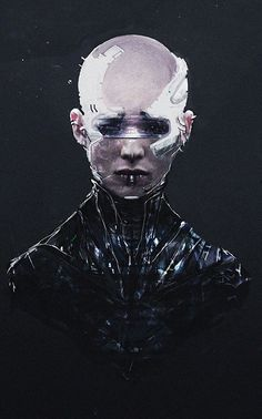 Cyborg concept, Tristan Rettich on ArtStation at https://artstation.com/artwork/cyborg-concept-0cde480c-ae25-41dd-bef6-0c62ce2674df