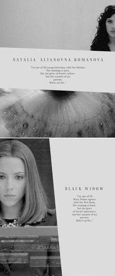 Black Widow: I'm one of 28...
