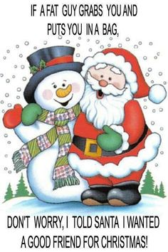 funny christmas quotes for friends